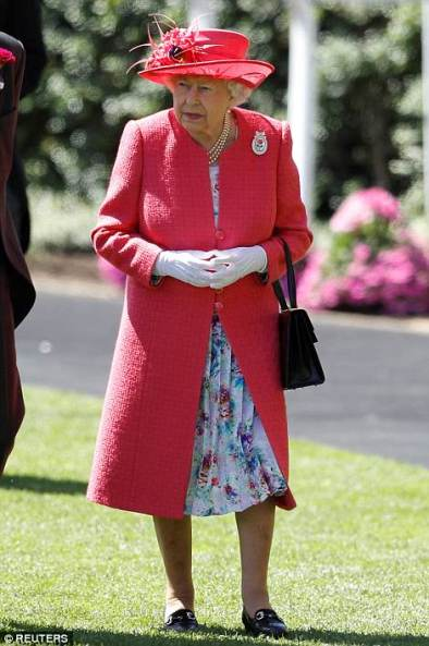 ascot 2018 the queen