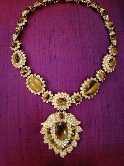 jackie necklace mia su viola