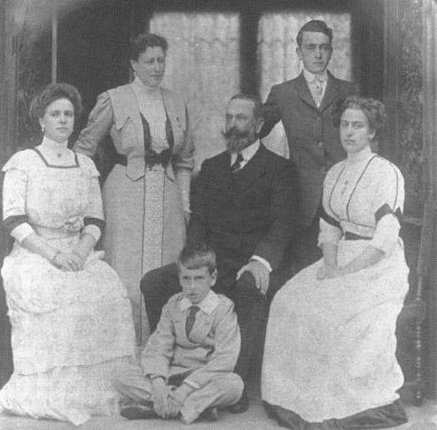 mountbatten family