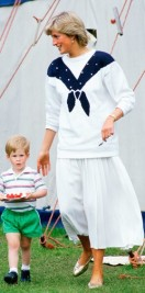 diana navy maglia