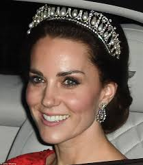 kate cambridge tiara