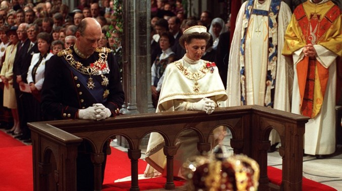 harald sonja coronation