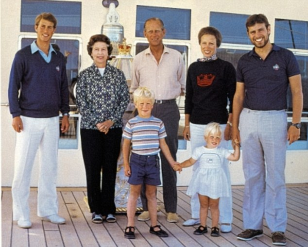 royal family britannia ebridi 1983