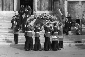 Royalty - Prince William of Gloucester Funeral - Windsor Castle