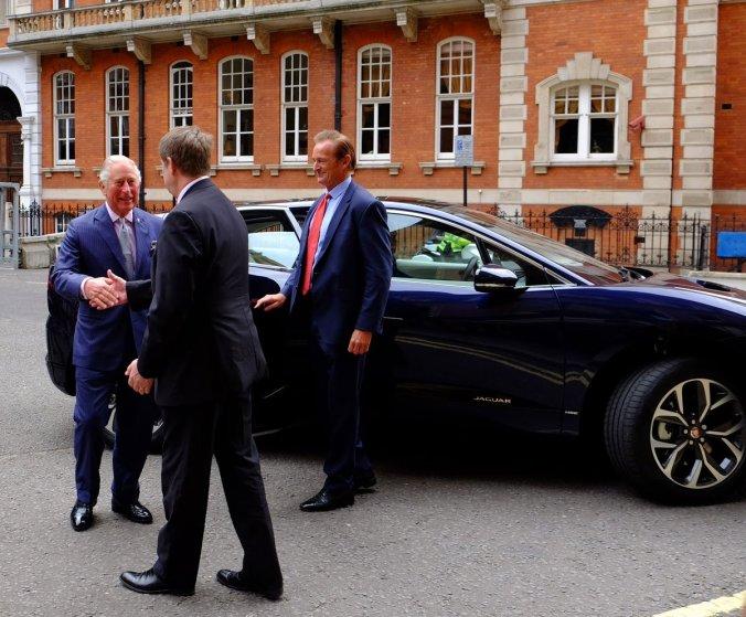 Charles electric car