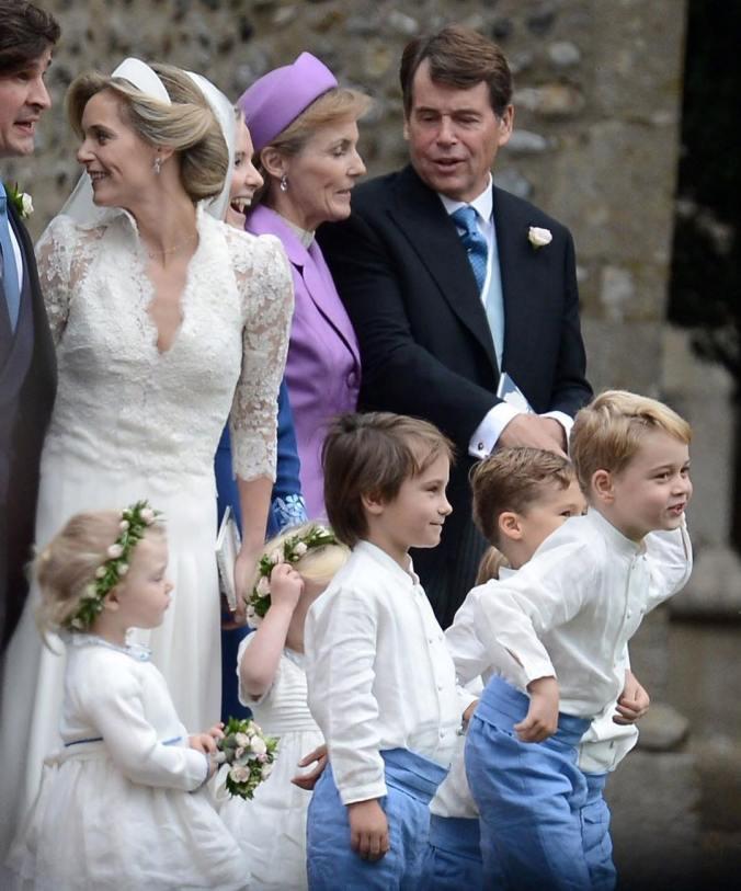 sophie carter wedding bride