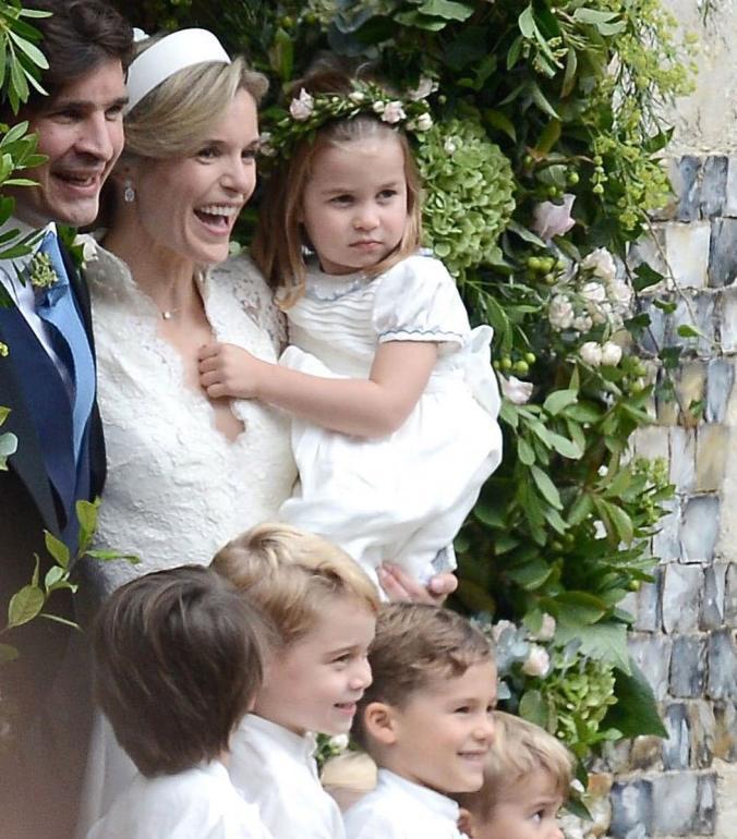 sophie carter wedding charlotte