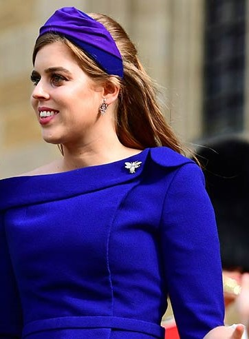 eugenie wedding princess-beatrice-sarah-ferguson