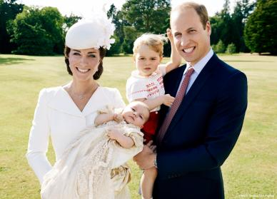 ma te will kate family