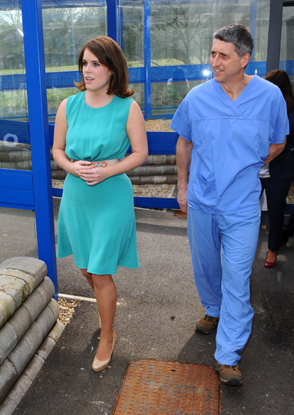 princess-eugenie-and-spine-doctor-z