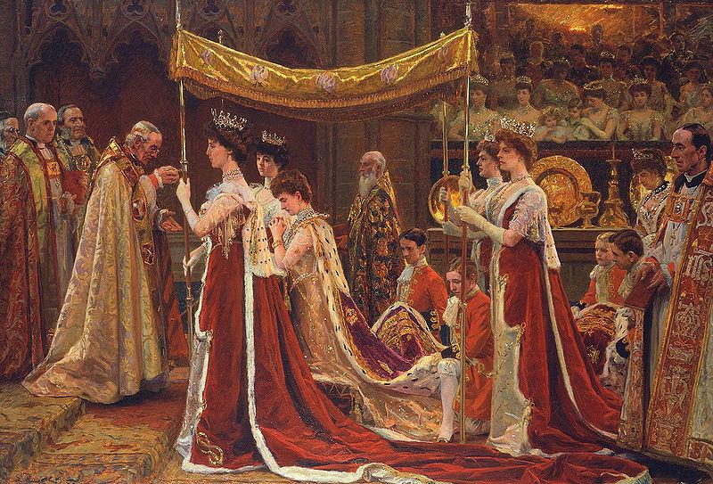 Alexandra_at_the_Coronation_of_Edward_VII
