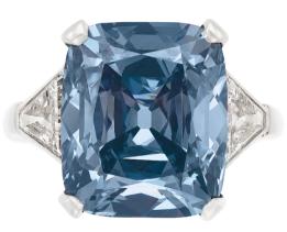 bulgari vivid blue diamond