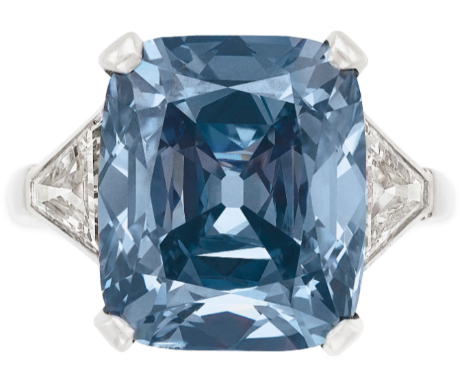 bulgari vivid blue diamond