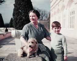 charles and grandma