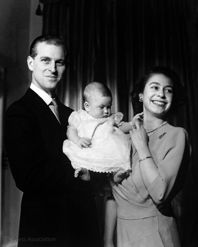 Charles and parents
