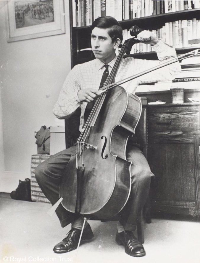charles cello