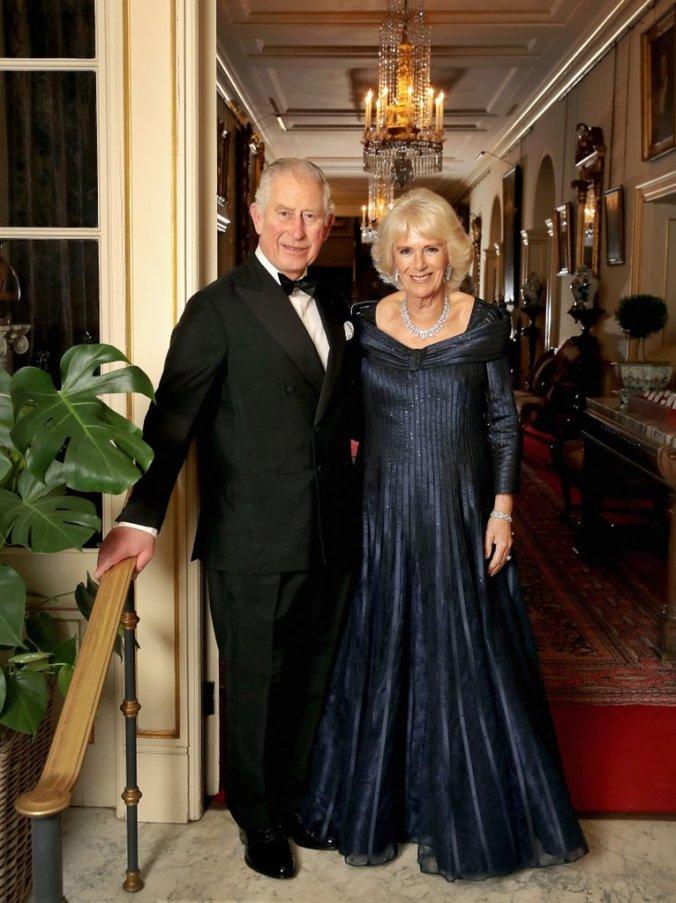 Charles gala Camilla