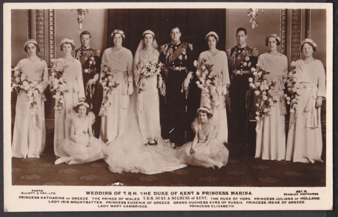 duke kent wedding