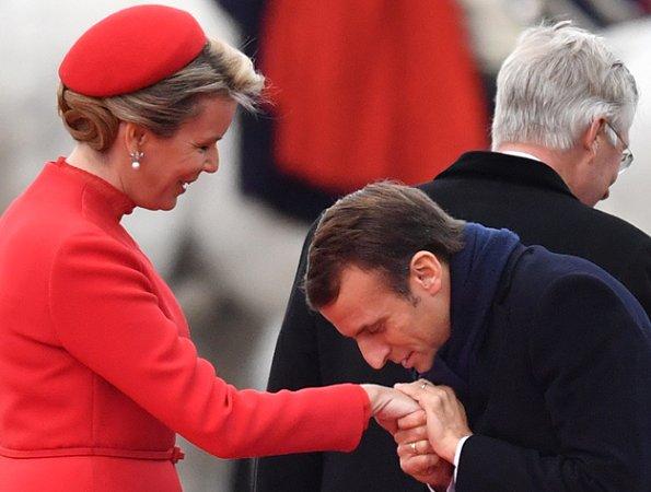 Macron-Mathilde
