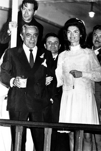 onassis wedding