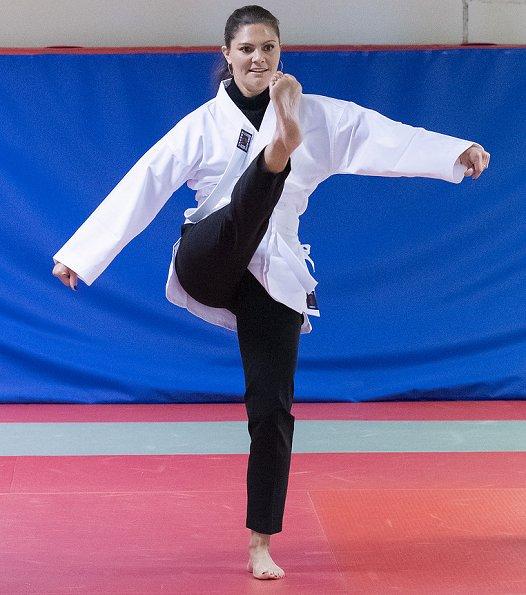 Victoria karate