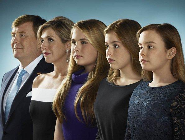 Dutch-Royal-family xmas