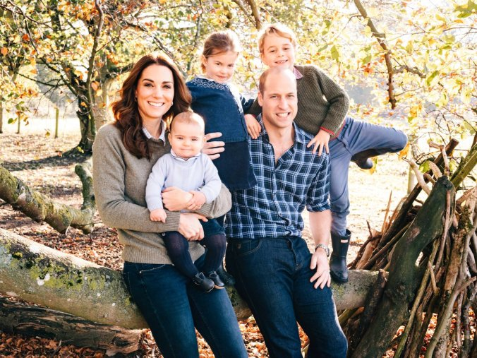 cambridges xmas 2018