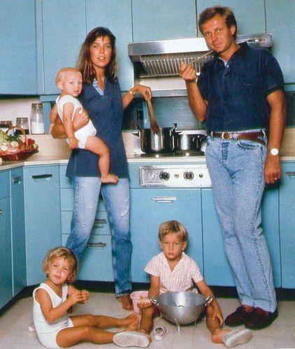 caroline casiraghi cucina