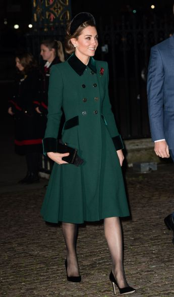 catherine green coat westminster