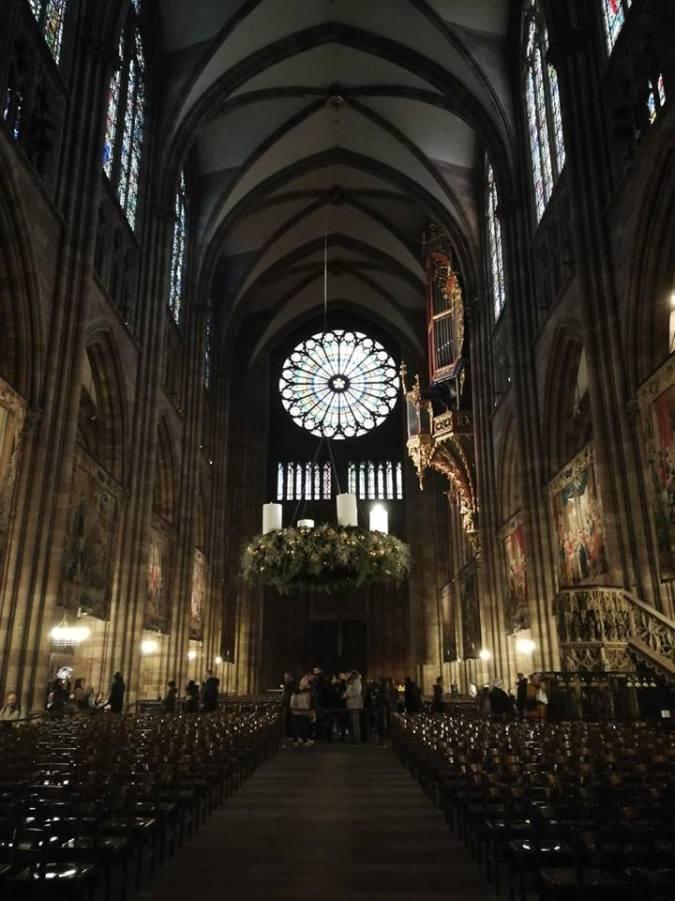 corona cattedrale strasburgo 2018