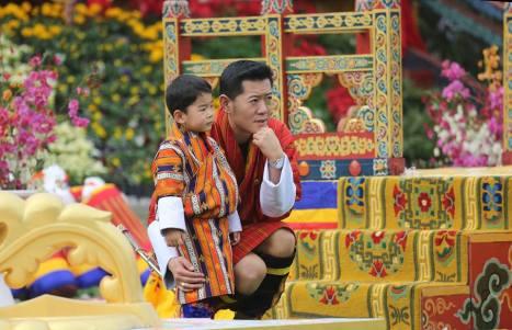festa nazionale bhutan 2