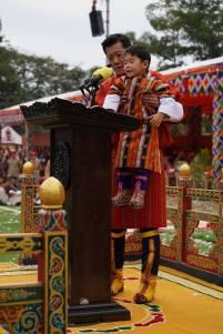 festa nazionale bhutan