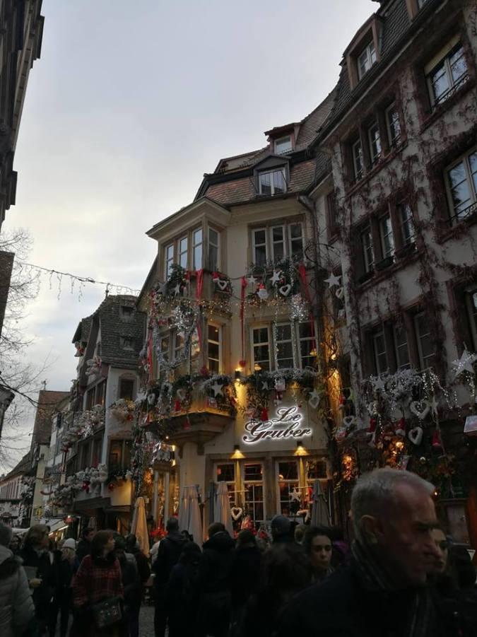 strasburgo natale addobbi