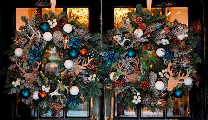 the goring xmas wreaths 2018