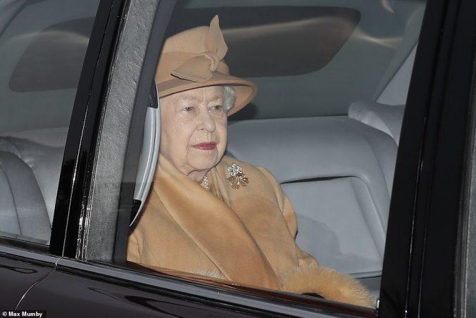 queen sandringham 2019
