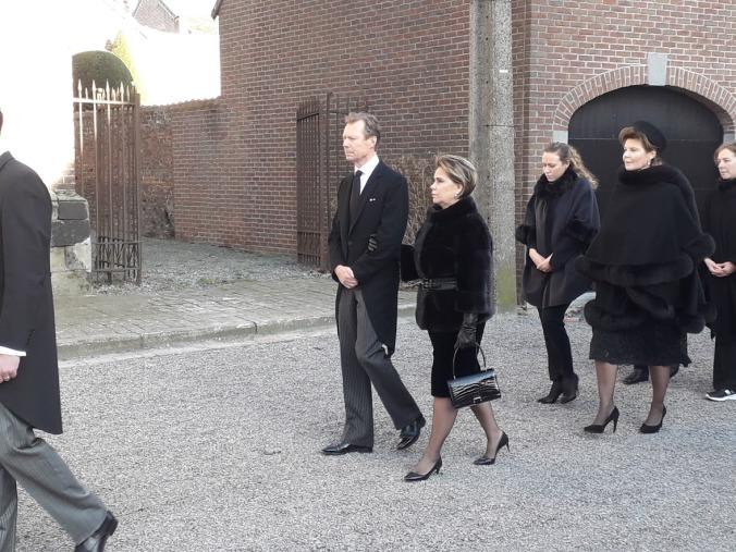 alix ligne funeral