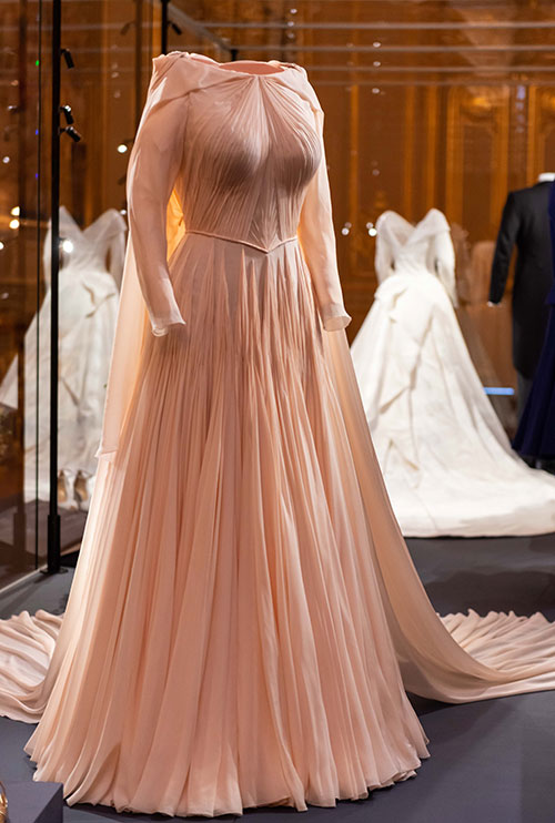 eugenie evening dress