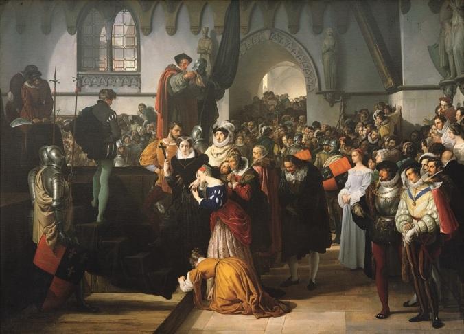 Francesco-Hayez-Maria-Stuarda-sale-al-patibolo-1827-olio-su-tela.-Milano-Collezione-Banca-Cesare-Ponti