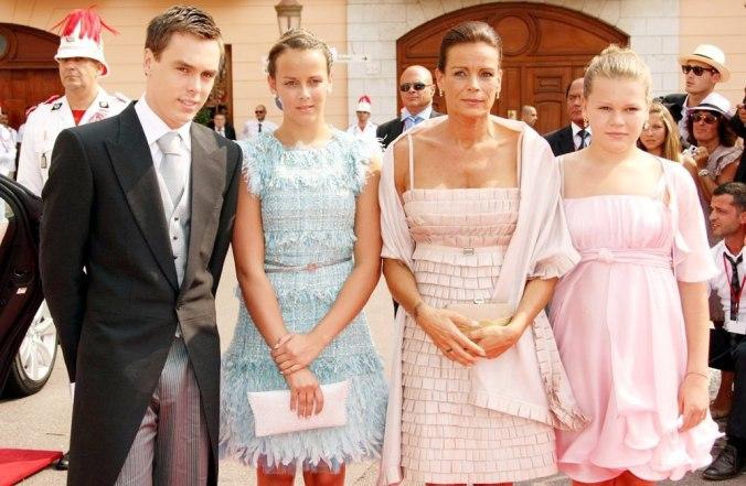 stéphanie famille
