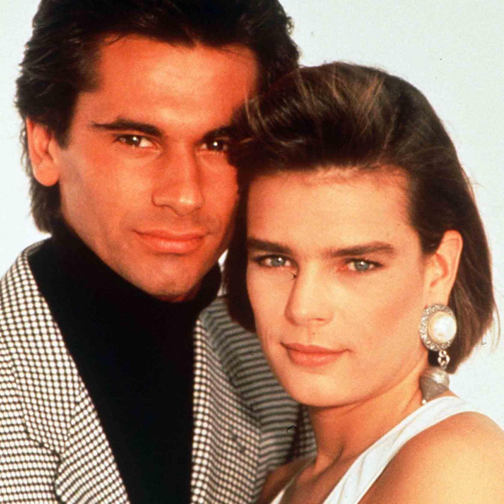 RETRO MONACO : La princesse Stephanie et Jean-Yves Le Fur