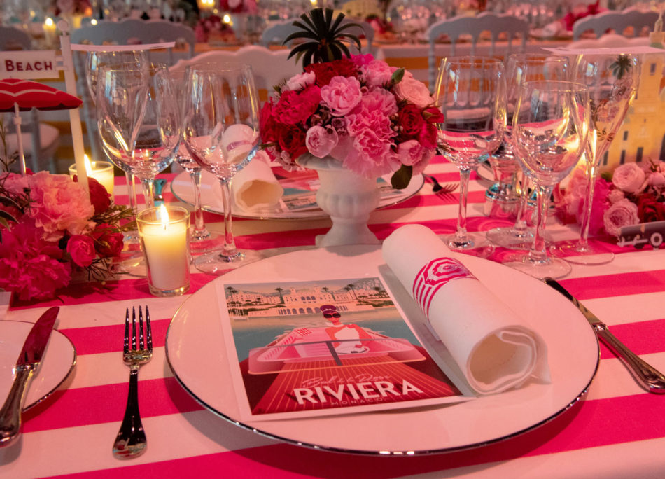 Rose Ball 2019 To Benefit The Princess Grace Foundation In Monaco