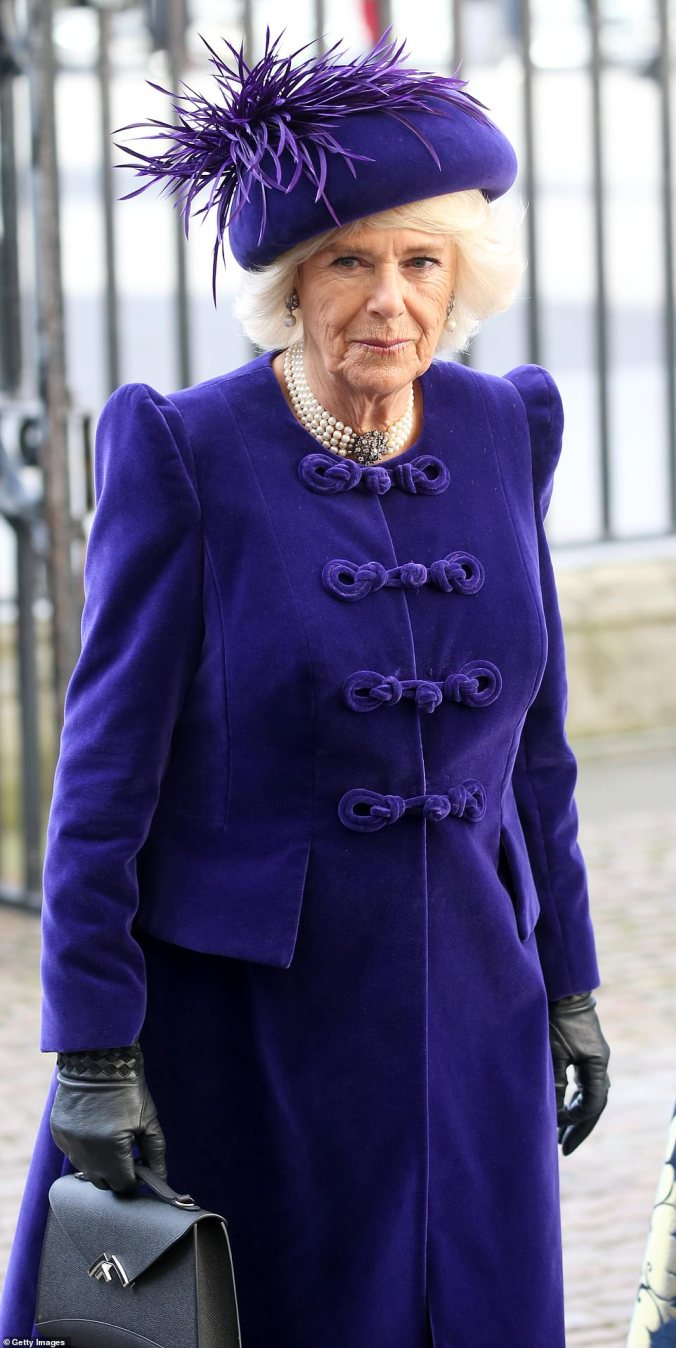 camilla commonwealth day