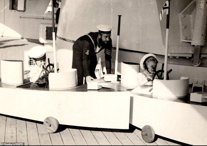 charles anne boat