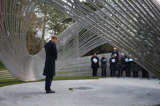 harry birmingham memorial
