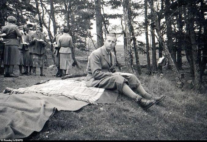 philip balmoral picnic