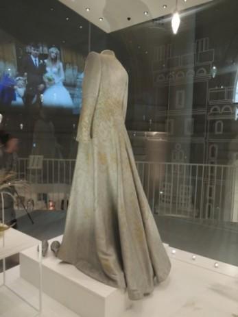 camilla wedding dress back