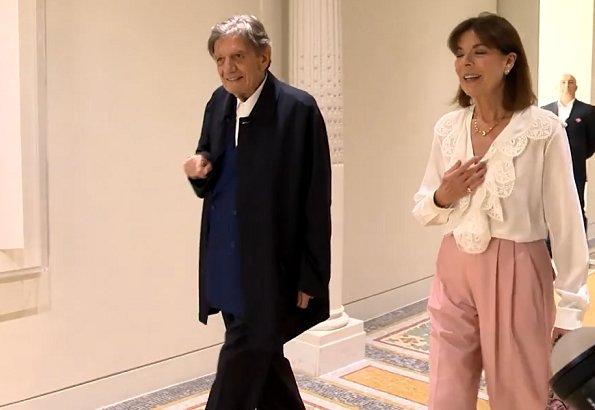 Caroline-Ettore Spalletti
