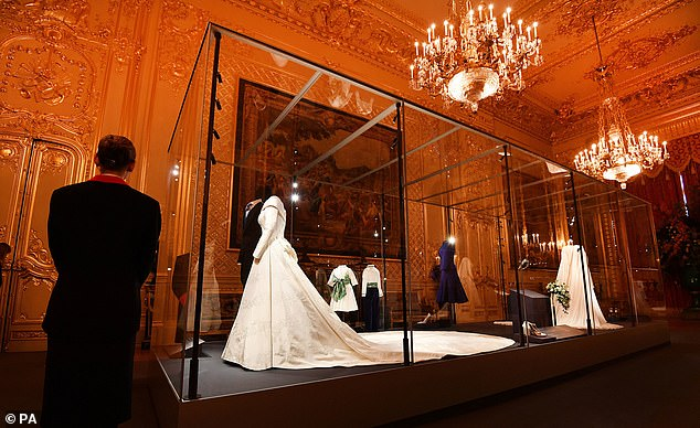 eugenie dress exhibition