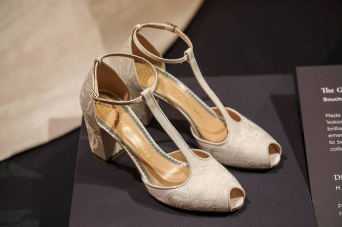 eugenie dress shoes