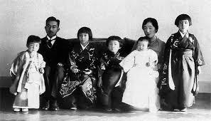 hirohito family